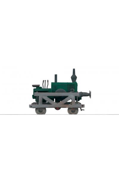 Trix 24570 Трактор Lanz Epoche II 1/87