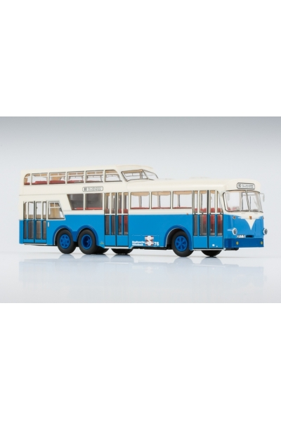 VK Modelle 21103 Автобус Bussing 1-1/2 Decker Offenba... 1/87