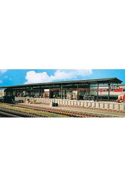 Vollmer 3559 Платформа вокзала Баден-Баден 1/87
