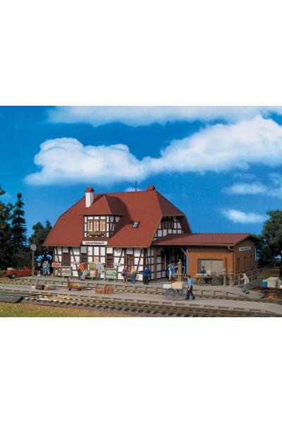 Vollmer 43501 Вокзал Spatzenhausen 1/87