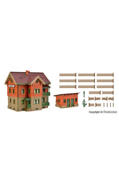 Vollmer 43529 Дом для ЖД служащих 1/87
