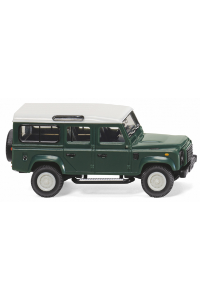 Wiking 010202 Автомобиль Land Rover Defender 110 Epoche IV 1/87