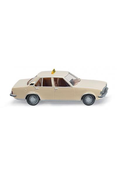 Wiking 080006 Автомобиль Opel Rekord D Taxi 1/87