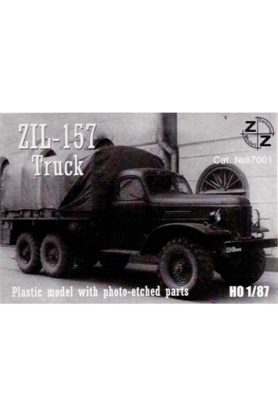 ZZ 87007 Модель автомобиля ЗиC-151 грузовик  1/87