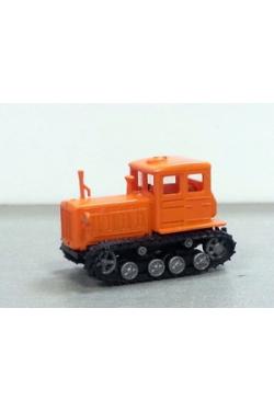 Auto 120020 Трактор Т-74 оранжевый эпоха III-V 1/120