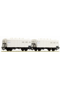 LSM 37151 Набор вагонов Icefs INTERFRIGO SBB Epoche III 1/87