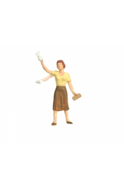 Viessmann 5055 Женщина с платком 1/87