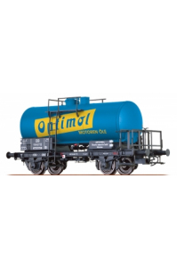 Brawa 67524 Вагон цистерна Z Optimolh DB Epoche III 1/160